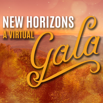 New Horizons, a Virtual Gala