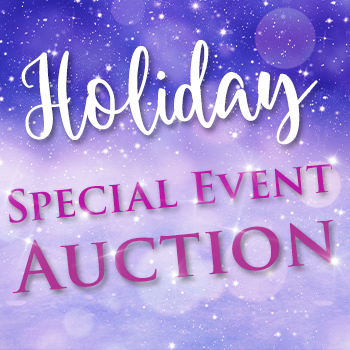 Holiday Auction Now Online