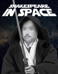 Shakespeare's Valentine Surprise: Shakespeare in Space