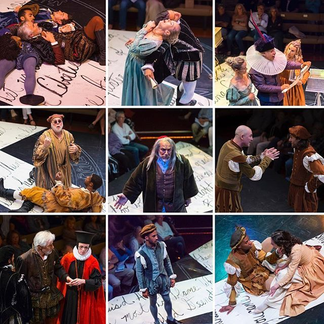 So shines a good deed in a naughty world. Happy closing to the cast and crew of The Merchant of Venice. Bravo. #Shakespeare #IntheBerkshires #Theater #Acting #TheBerkshires Photos by Ava G. Lindenmaier