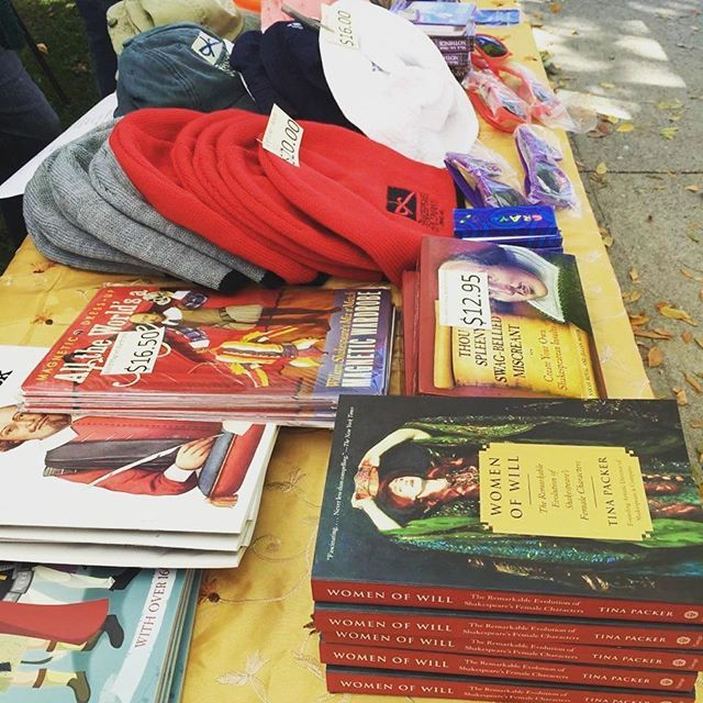 We have lots of goodies for sale! #lenoxapplesqueeze #shakespeare #autumn #intheberkshires