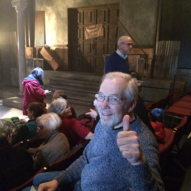 Shakespeare & Company Director of Training Dennis Krausnick takes in Matinee of Coriolanus at the Lantern Theater in Philly featuring Tina Packer as Volumnia. Buckle up!